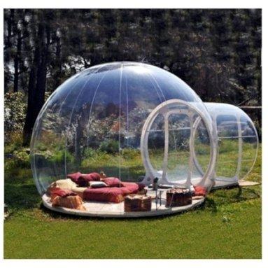 casa-ufficio La tenda a bolla