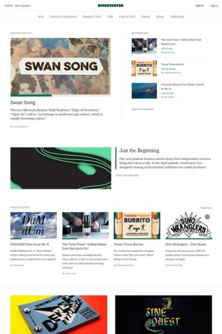 Guide  kickstarter Cos'è Kickstarter e perché ti conviene usarlo
