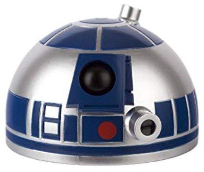 Casa & Ufficio Gadget  JoyToyR2-D2SvegliaaCupolaconSuoniOriginalieProiet-Regalo Sveglia Star Wars R2-D2