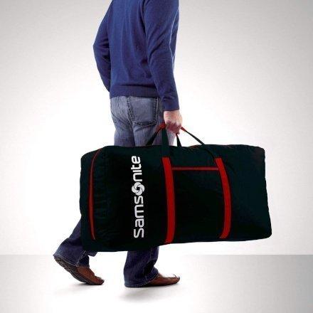 Gadget  Samsonitetote-a-ton825cmDuffelBlackNero-41210-1-Regalo Samsonite Tote-A-Ton Duffel Bag