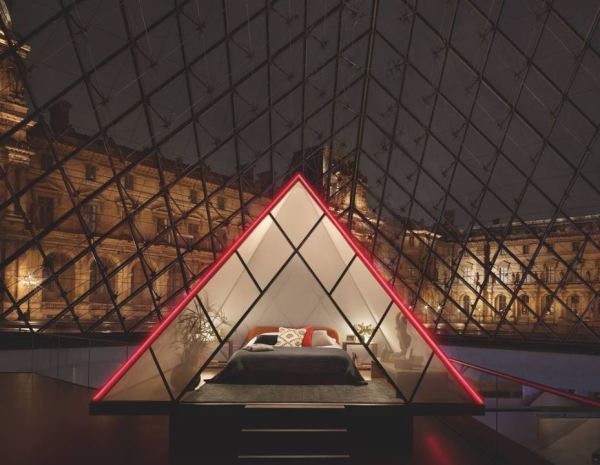 Riscopri il Louvre con Airbnb
