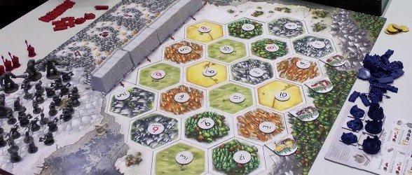 Gadget  catan_trono_di_spade_panoramica_di_gioco Game Of Thrones Catan Gioco da tavolo