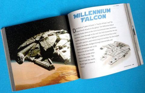 Casa & Ufficio  starwarsorigami-millenniumfalcon-1024x660 Libro Star Wars Origami