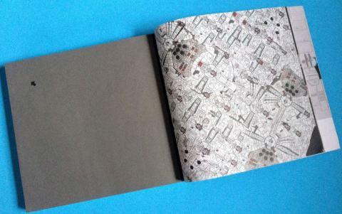 Casa & Ufficio  starwarsorigami-millenniumfalconPaper-1024x642 Libro Star Wars Origami