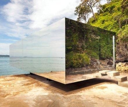 Oggetti Fantastici  NoSunriseNoSunsetPavilion-Regalo Installazione No Sunrise No Sunset Pavilion