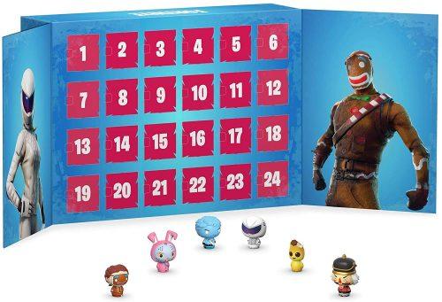 Fortnite calendario dell'avvento