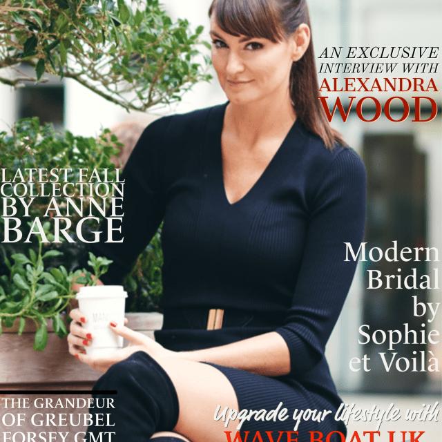Regalier Magazine Issue 1