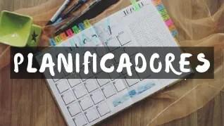 Planificadores semanales y mensuales 2020/2021. Regalomolon.es