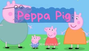 Tienda de peppa pig. mochilas de peppa pig, estuches de peppa pig, dibujos animados de cerdo