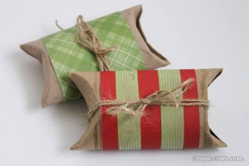 Idea divertida para envolver regalos 2