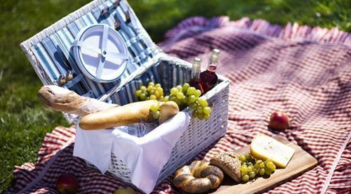 Cestas de picnic, tesoro vintage... 1