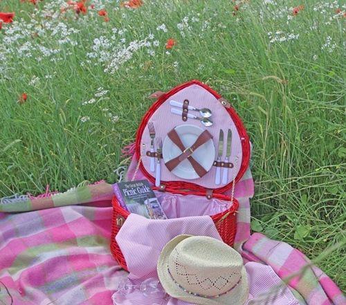 Cestas de picnic, tesoro vintage... 2