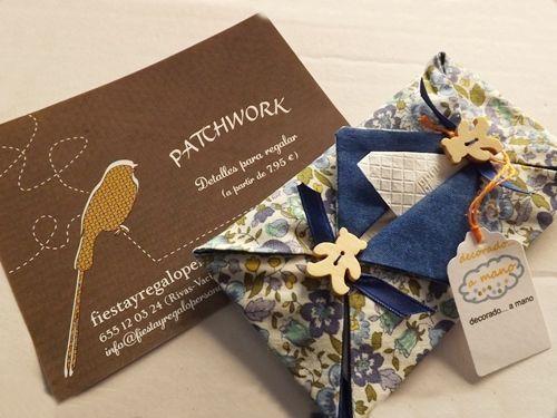detalles de patchwork como regalos hechos a mano originales with regalos hechos a mano