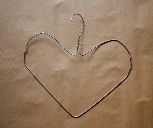 Manualidades con alambre para regalar en San valentin 2