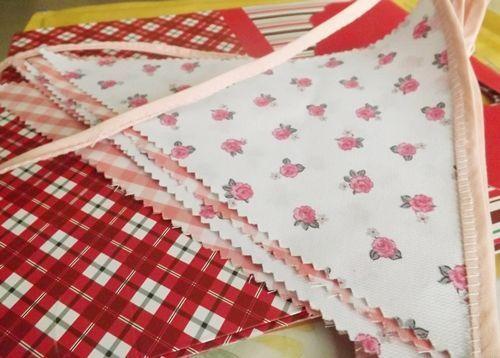 banderola de tela para habitaciones infantiles y fiestas de niños 1