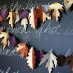 3 manualidades originales para decorar en otoño