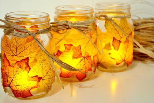 3 manualidades originales para decorar en otoño 5