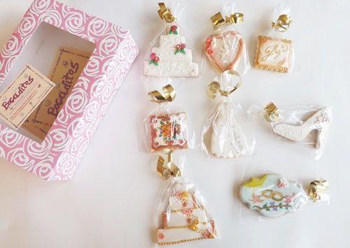 Galletas decoradas para bodas by Bea de Bocaditos  1