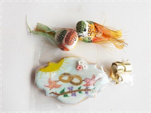 Galletas decoradas para bodas by Bea de Bocaditos 2
