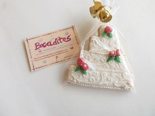 Galletas decoradas para bodas by Bea de Bocaditos 7