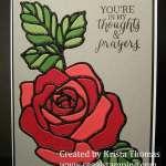 Rose Garden Thinlit Puzzle