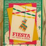 Festive Birthday Designer Series Paper by Stampin' Up!