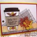 Hello Fall, It's Pumpkin Spice Latte Season