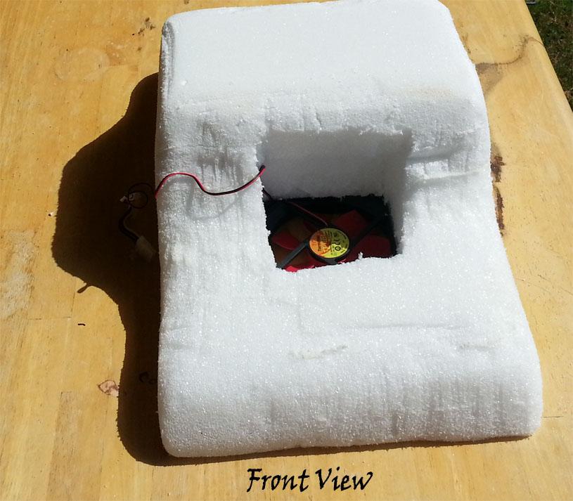 DIY Remote Control Hovercraft (2/3)