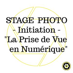 Stage Initiation à la Photo numérique
