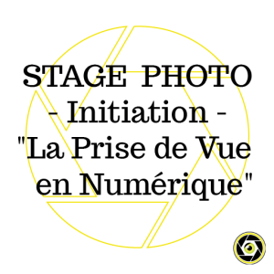 Stage Initiation à la Photo numérique