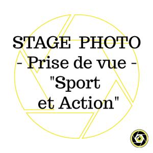 Stage Prise de Vue Sport et Action