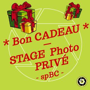 Bon-cadeau pour stage photo privé