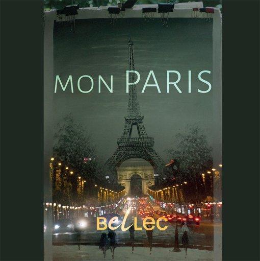 "Livre ""Mon Paris"" - Regard Bellec"