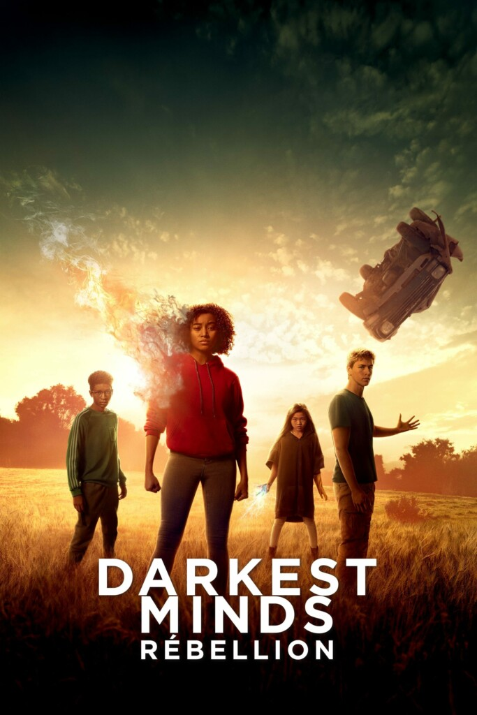 The Darkest Minds: Rébellion : darkest, minds:, rébellion, Darkest, Minds, Rébellion, Complet, Streaming