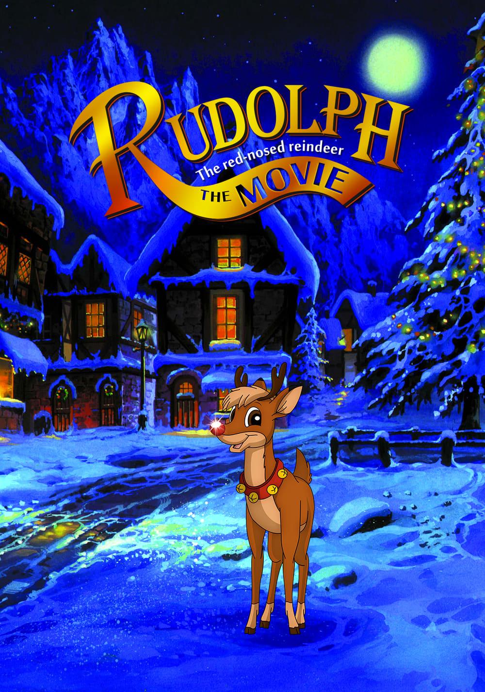 Le Renne Au Nez Rouge : renne, rouge, Rudolph,, Petit, rouge,