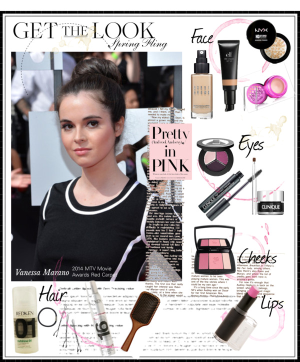 Get The Look  Pretty In Pink  Regard Magazine