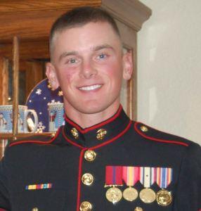 Matthew Lembke, Marine