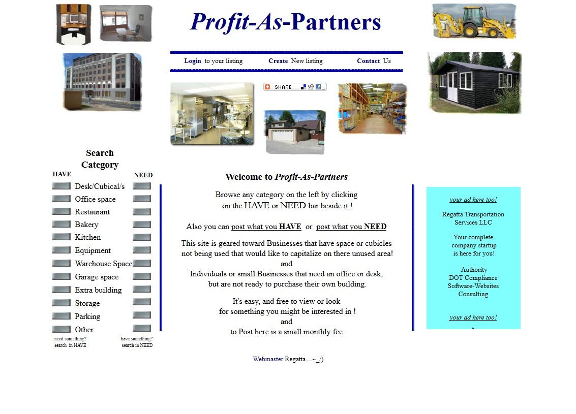 Profit As Partners