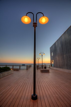 Lights on the Pier