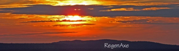 Sunset Header Upper