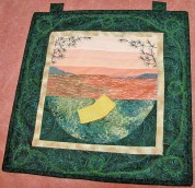 Jane's Quilt Front Side