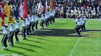 Spartan Marching Band Halftime Show