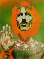 George Harrison, Richard Avedon, 1967