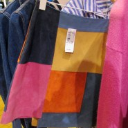 £425 Suede Miniskirt