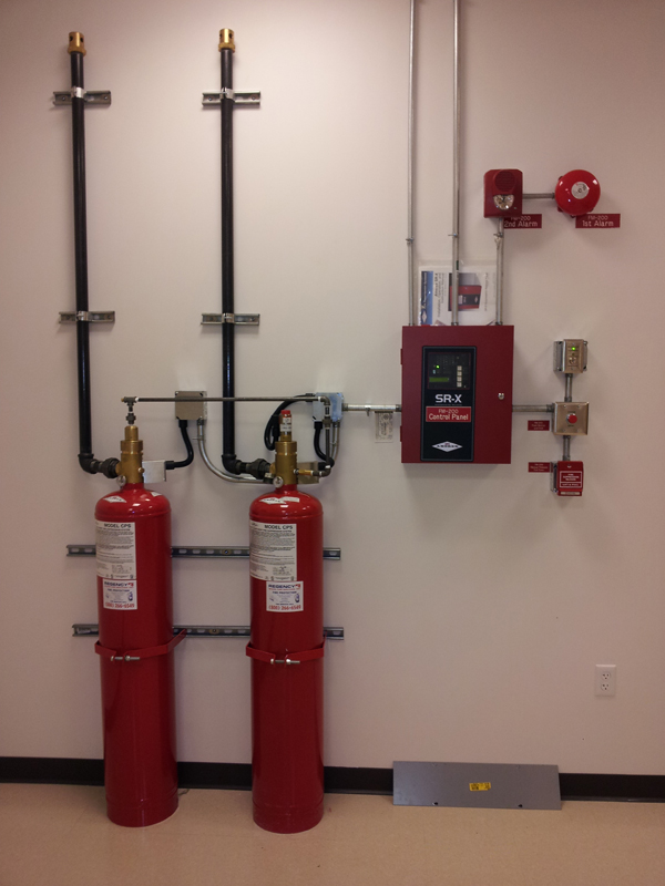 Ansul System Wiring Diagram Clean Agent Fire Suppression System