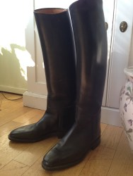 Riding boots 1