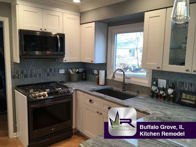 Kitchen Remodel Buffalo Grove  Regency 773 9304465