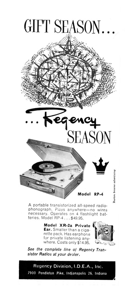 Regency Electronics product images