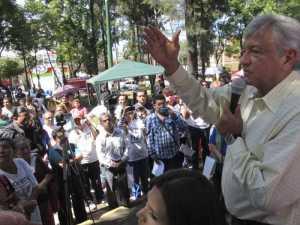 V. Carranza, Parque Congreso Unión 5