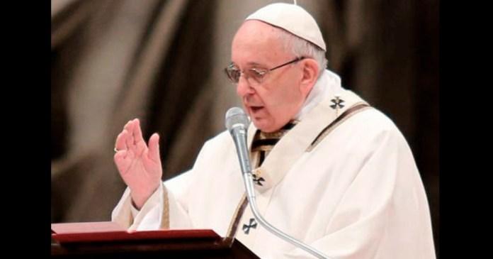 Fabricantes de armas culpables de atentados en Bruselas Papa Francisco